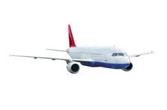 пассажир самолета стоковая фотография