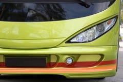 пассажир шины стоковое изображение
