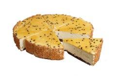пассифлора торта Стоковая Фотография RF