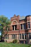 Пастбище Freeborn County Здание суда-Альберта, Минесота стоковое изображение rf