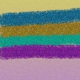 Пастельный песочный дизайн предпосылки текстуры Грубая бляшечная поверхность с текстурой яркого блеска для творческой предпосылки бесплатная иллюстрация