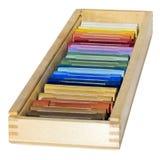 пастель коробки Стоковая Фотография RF