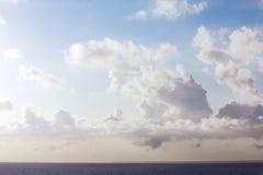 Пастельное небо Стоковое фото RF