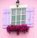 Пастельное окно Стоковое Изображение RF