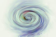 Пастельный вихрь иллюстрация вектора