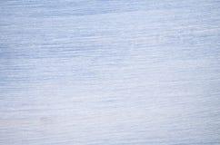 пастельный свет - голубая деревянная предпосылка облицовки Стоковые Изображения RF