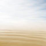 Пастельный Seascape стоковые фотографии rf