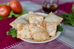 Пастель (бразильское блюдо) Стоковые Изображения