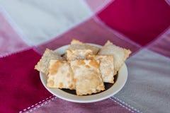 Пастель (бразильское блюдо) Стоковые Изображения RF