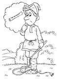 пастух Стоковые Изображения