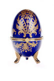 пасхальное яйцо коробки Стоковые Изображения