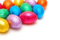 пасхальное яйцо предпосылки цветастое Стоковое фото RF