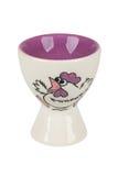пасхальное яйцо чашки eramic стоковая фотография rf