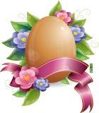 пасхальное яйцо иллюстрация вектора