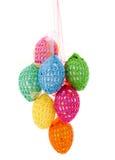 пасхальные яйца сладостные Стоковое Изображение