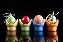 пасхальные яйца Стоковые Изображения RF