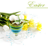 пасхальные яйца Стоковое Фото
