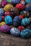 Пасхальные яйца Стоковое Изображение