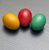 пасхальные яйца 3 Стоковое Изображение RF