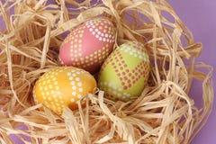 пасхальные яйца Стоковые Фото