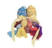 Пасха красит яичка Стоковые Фотографии RF
