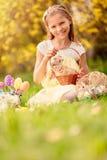 пасха счастливая Стоковое Фото