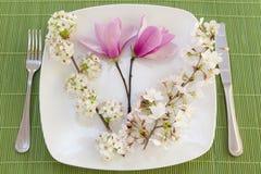 пасха цветет весна установки места Стоковые Изображения