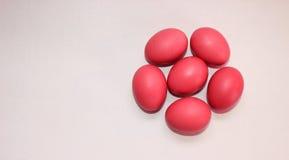 2 пасхального яйца Стоковое Фото