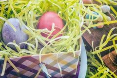 2 пасхального яйца Стоковое Изображение