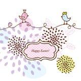 Пасхальное яйцо, милый элемент дизайна doodle бесплатная иллюстрация