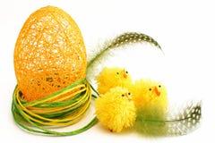 Пасхальное яйцо, орнамент Стоковое Изображение