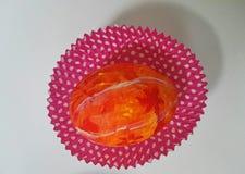 пасхальное яйцо одиночное Стоковое Изображение