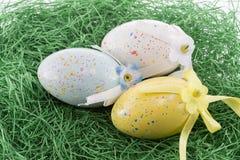 Пасхальное яйцо 3 стоковое фото rf