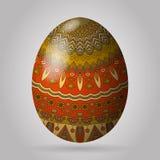 Пасхальное яйцо Bautiful Стоковое Изображение RF