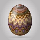 Пасхальное яйцо Bautiful Стоковая Фотография RF