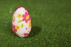 Пасхальные яйца paques Joyeuses Стоковое Изображение