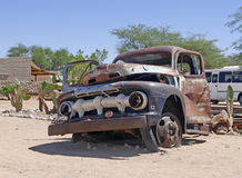 Пасьянс - Намибия Стоковое Изображение