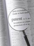 патент Стоковое Изображение