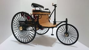 Патент Motorwagen Benz Стоковая Фотография