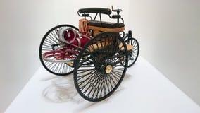 Патент Motorwagen Benz Стоковые Изображения