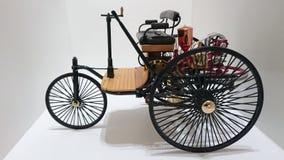 Патент Motorwagen Benz Стоковые Фото