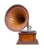 патефон старый Стоковое Изображение RF