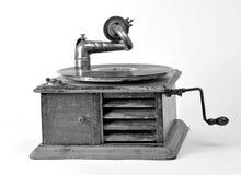 патефон старый Стоковая Фотография RF