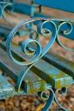 патина стула старая Стоковая Фотография