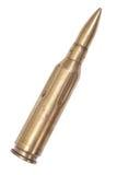 Патрон крупнокалиберного пулемета Стоковое Изображение RF