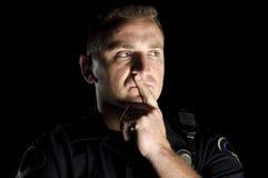 патруль ночи Стоковые Фото