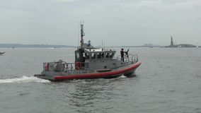 Патруль службы береговой охраны