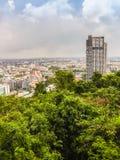 Паттайя, Таиланд - 21-ое января 2016: Новые здания highrise Стоковая Фотография