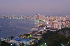 Паттайя, Таиланд Стоковое фото RF