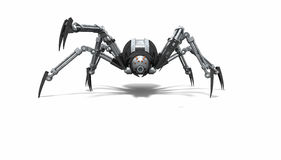 Паук робота Стоковое фото RF